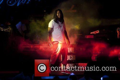 Performs live at Ashley Furniture HomeStore Pavilion, as...