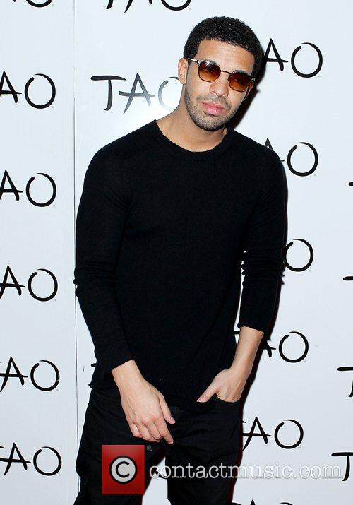 Drake and Tao Nightclub 7