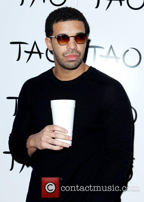 Drake and Tao Nightclub 8