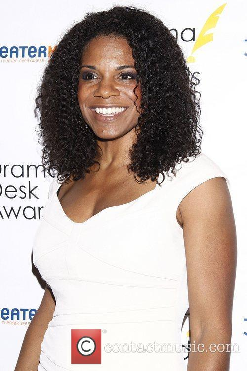 Audra McDonald at the official reception for the...