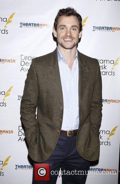 Hugh Dancy at the official reception for the...