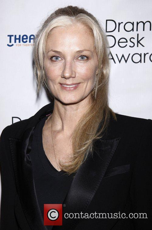 Joely Richardson at the official reception for the...