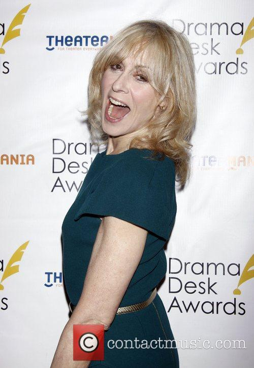 Judith Light at the official reception for the...