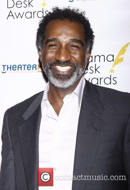 Norm Lewis at the official reception for the...