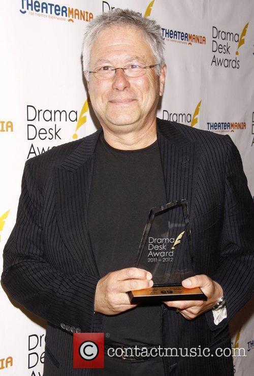 Alan Menken  Drama Desk Awards 2012 held...
