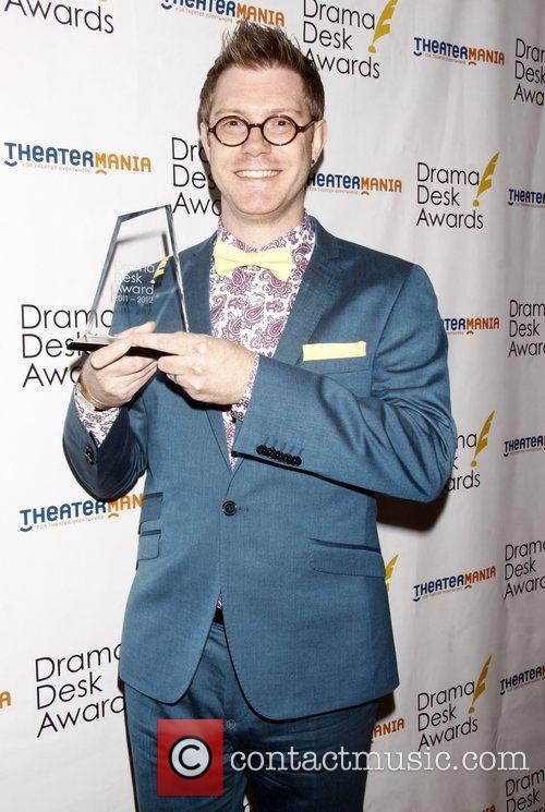 Drama Desk Awards 2012 held at the Town...