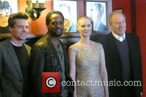 The Drama Desk Awards Luncheon held at Sardi's...