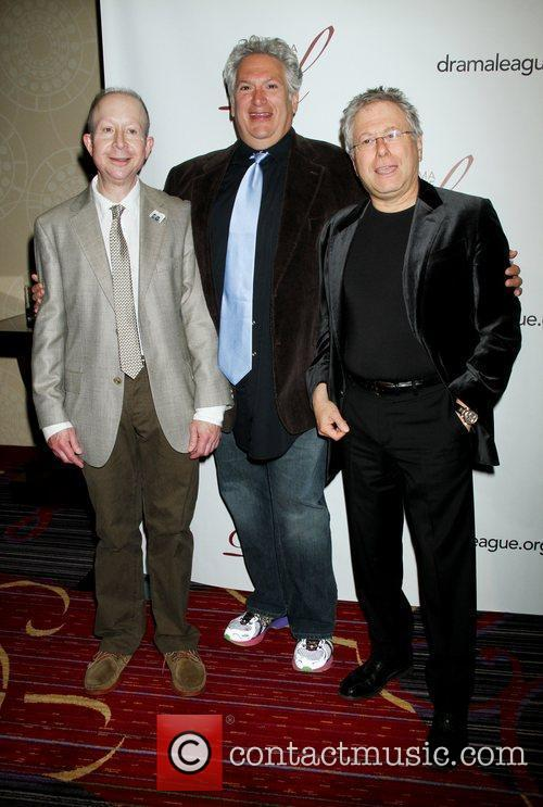 Harvey Fierstein and Drama League Awards 8