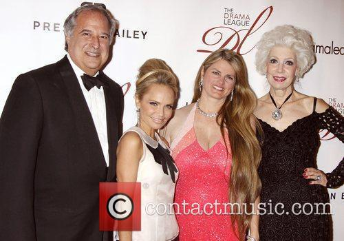 Stewart F. Lane, Kristin Chenoweth, Bonnie Comley and...
