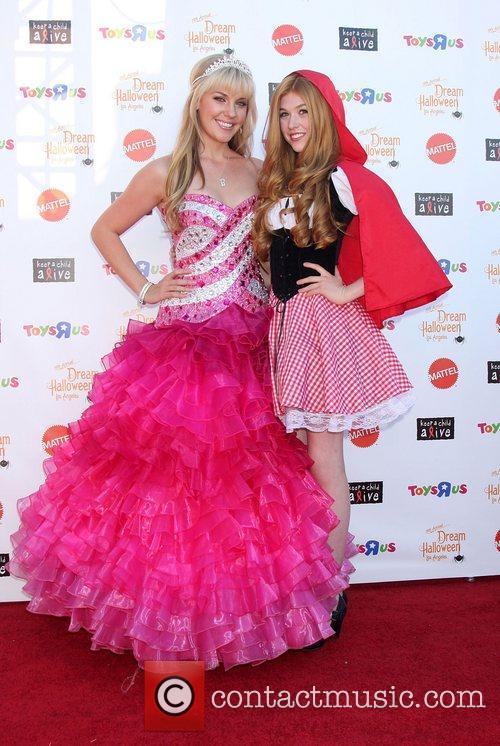 Barbie and Katherine Mcnamara