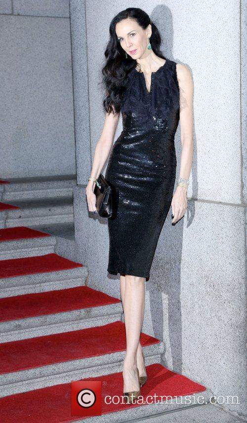 L and Wren Scott 2