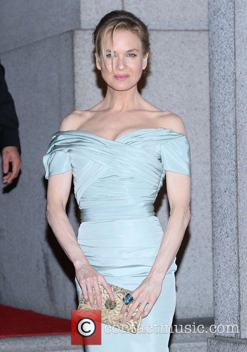 Renee Zellweger at Fashion Group International Night Of Stars