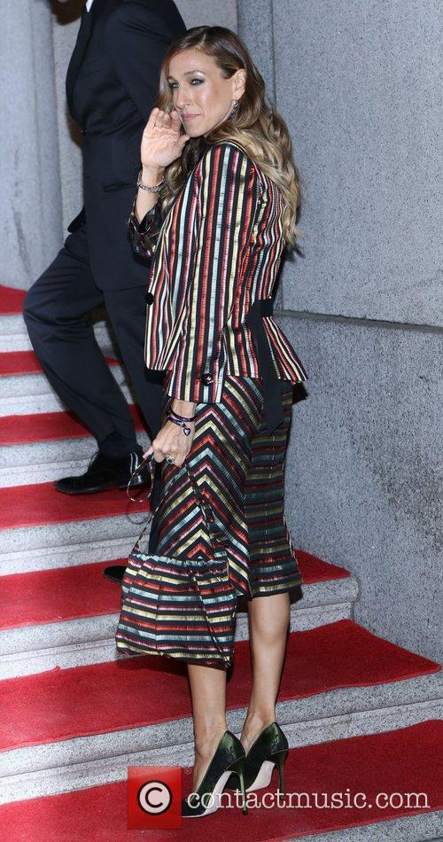 Sarah Jessica Parker 29th Annual Fashion Group International...