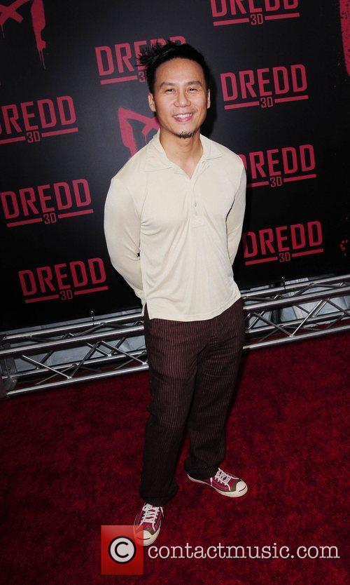 B.D Wong 'DREDD 3D' New York Screening at...