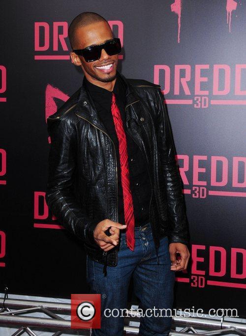 Eric West 'DREDD 3D' New York Screening at...