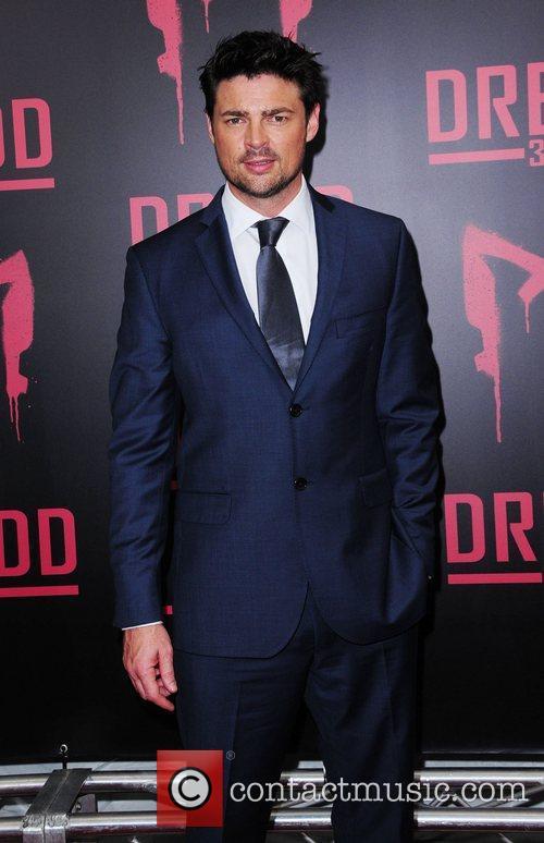 Karl Urban 'DREDD 3D' New York Screening at...