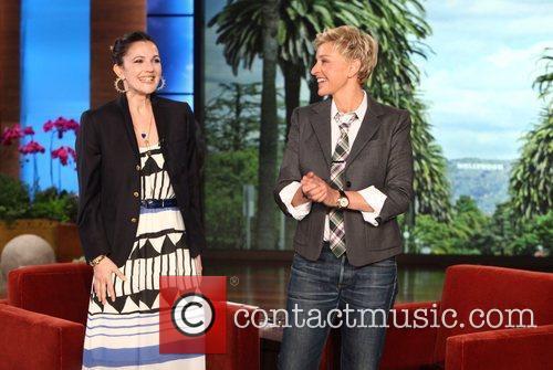 Appears on 'The Ellen DeGeneres Show' Los Angeles,...