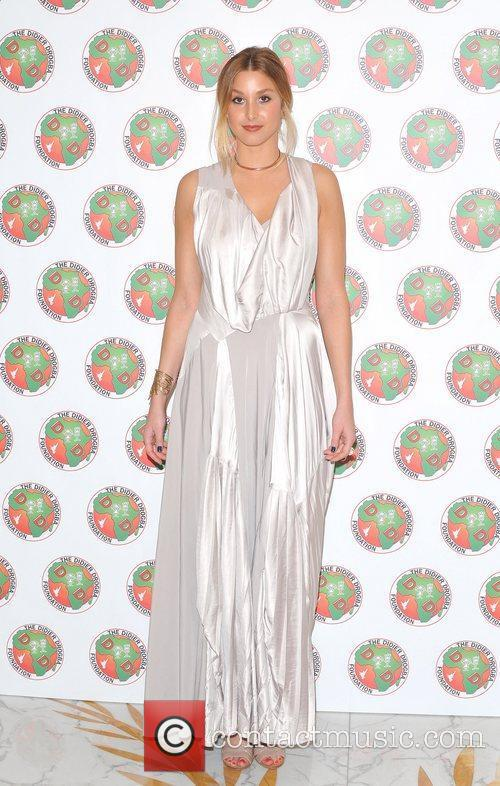 Whitney Port The Didier Drogba Foundation Charity Ball...