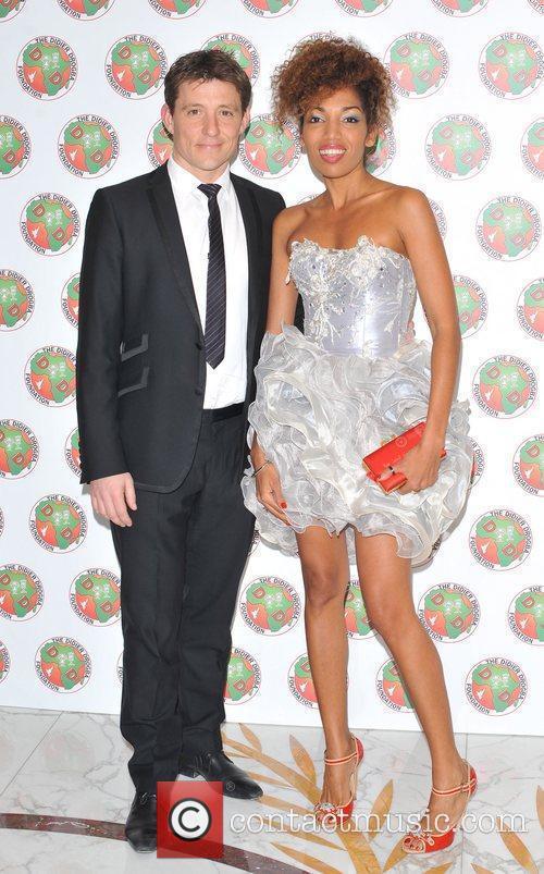 Ben Shepherd The Didier Drogba Foundation Charity Ball...