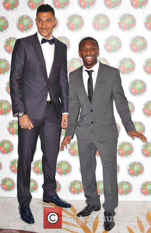 The Didier Drogba Foundation Charity Ball held at...