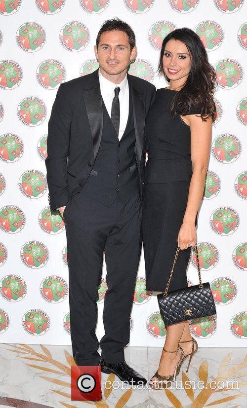 Christine Bleakley and Frank Lampard 2