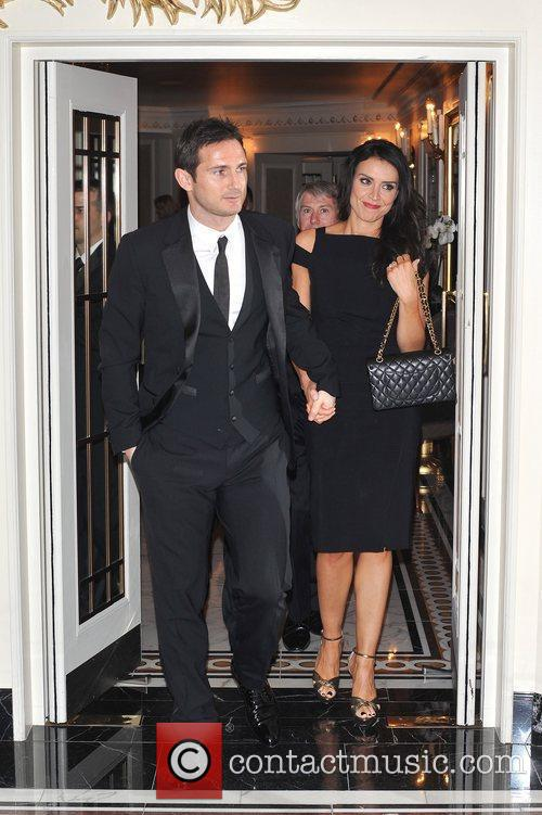 Christine Bleakley and Frank Lampard 3