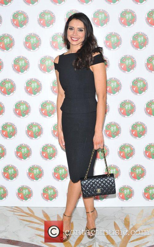 Christine Bleakley  The Didier Drogba Foundation Charity...