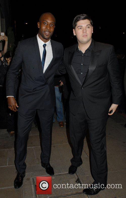 Carlton Cole  The Didier Drogba Foundation Charity...