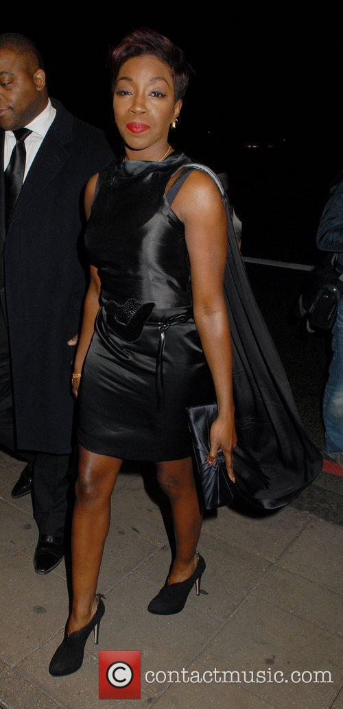 Estelle The Didier Drogba Foundation Charity Ball held...