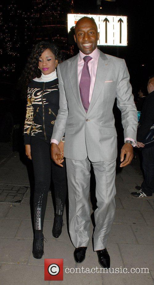 John Fashanu  The Didier Drogba Foundation Charity...