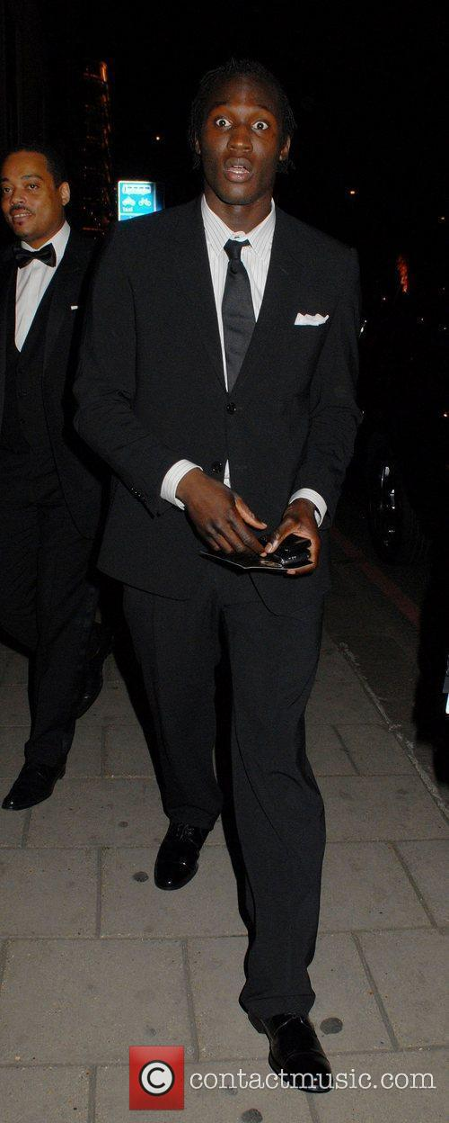 Romelu Lukaku The Didier Drogba Foundation Charity Ball...
