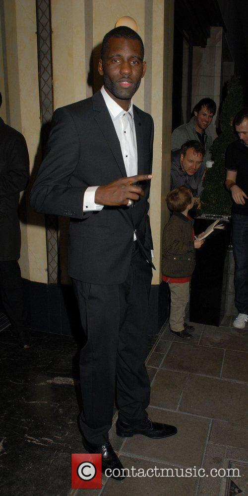 Wretch 32 The Didier Drogba Foundation Charity Ball...