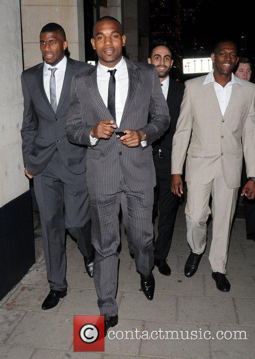Guest  The Didier Drogba Foundation Charity Ball...