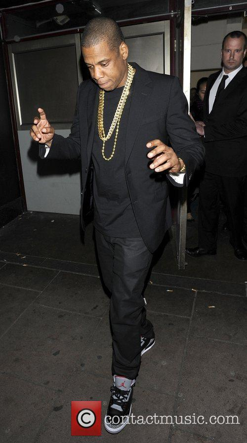 Jay Z and Kanye West's 'Watch The Throne'...