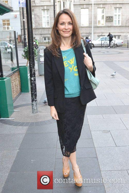 RTE's 'The Voice ' judge Sharon Corr is...