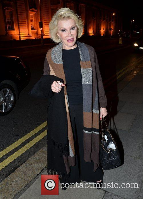 Joan Rivers and The Merrion Hotel 4