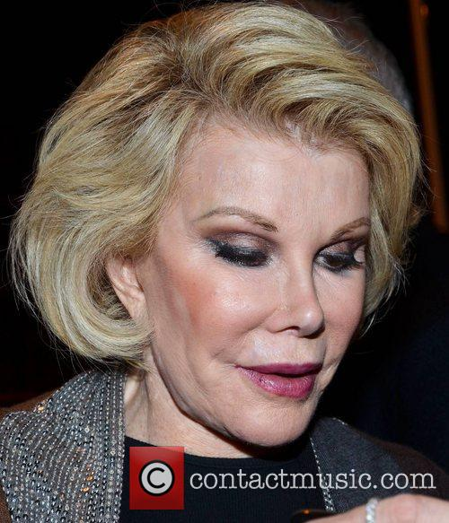Joan Rivers and The Merrion Hotel 1