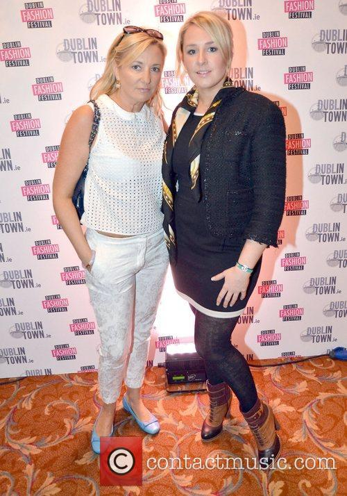 Jacqueline Honer Sullivan, Tara O'Brien Amanda Byram launches...