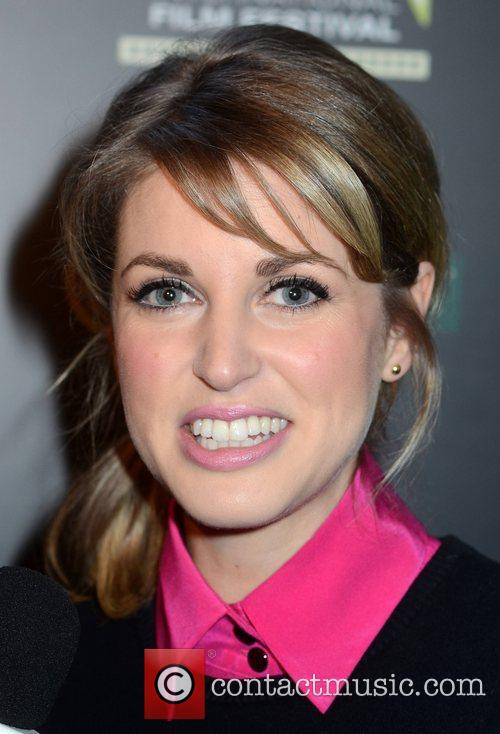 Amy Huberman and Stellan Skardsgard launch the 10th...