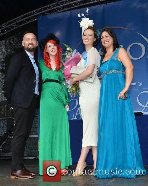 Brendan Courtney, Sorcha O'Raghallaigh, Lucy Gilmore Murphy and...