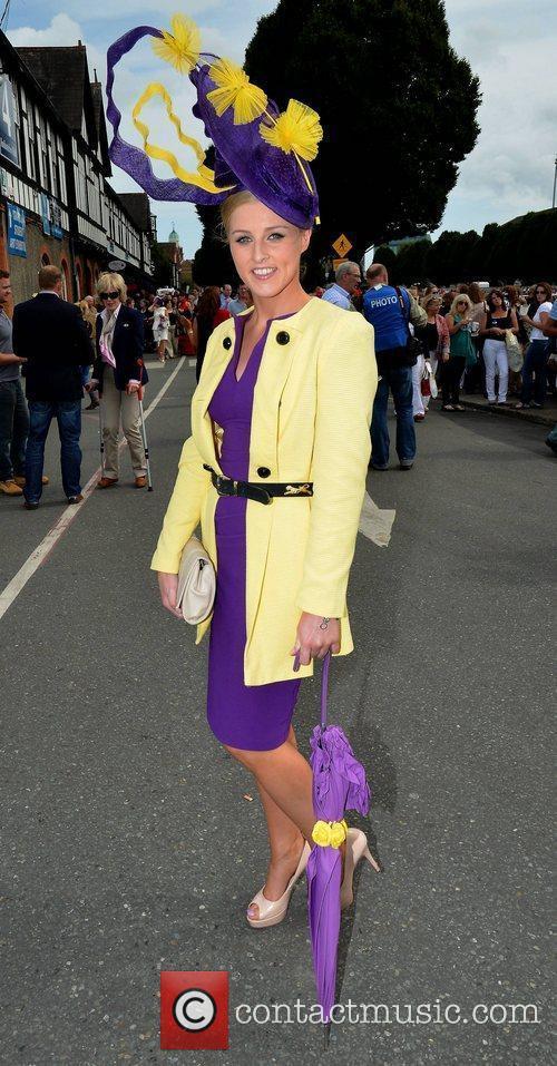 Caroline Brennan Blossom Hill Dublin Horse Show -...