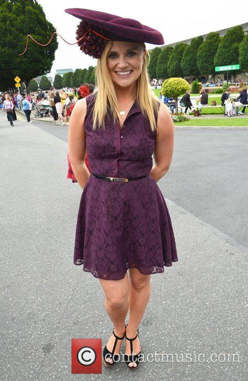 Karen Koster Blossom Hill Dublin Horse Show -...