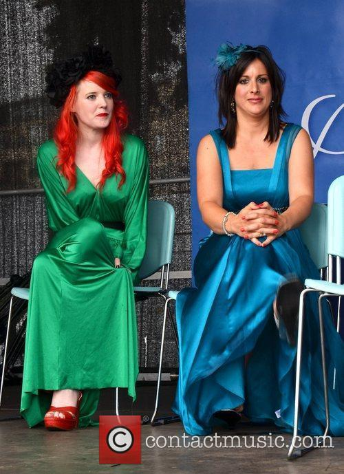Sorcha O'Raghallaigh and Lucy Kennedy Blossom Hill Dublin...