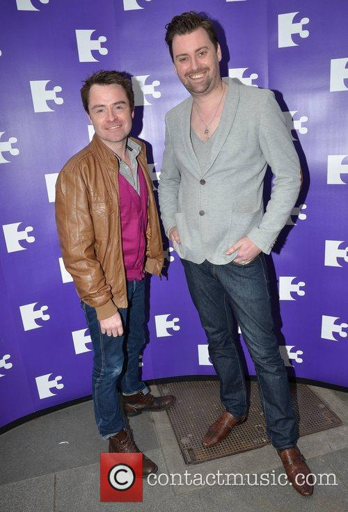 Sean Montague, Brendan Scully 'The Real Housewives of...