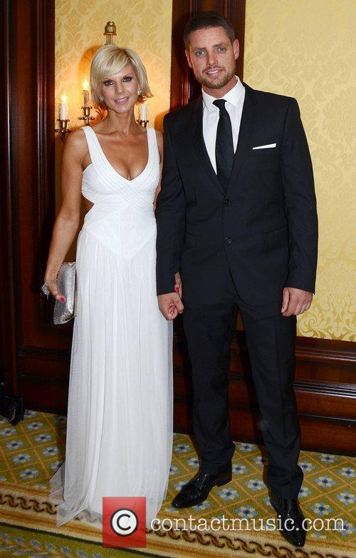 Lisa Duffy, Keith Duffy The Steven Gerrard &...