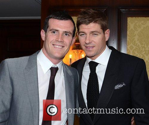 Steven Gerrard and guest The Steven Gerrard &...