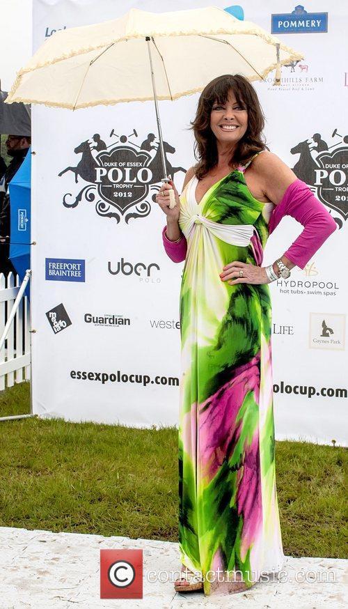 Vicki Michelle arrives for the 2012 Duke of...