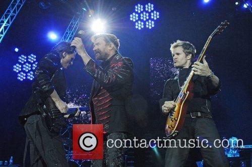 John Taylor, Duran Duran and Simon Le Bon 2