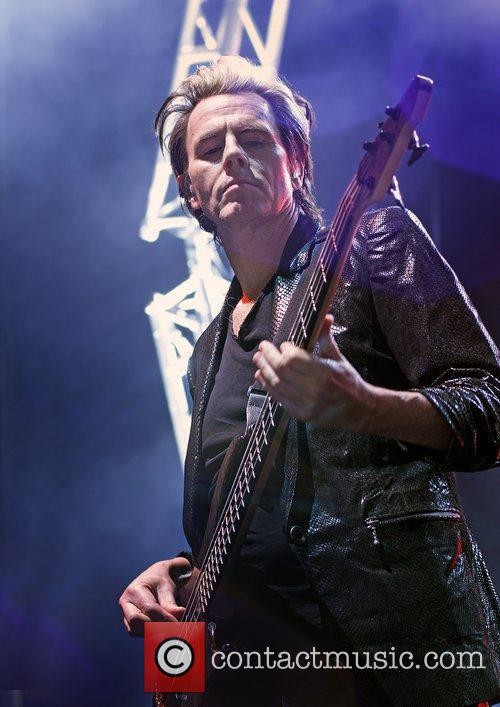 John Taylor and Liverpool Echo Arena 6