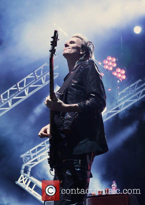 John Taylor and Liverpool Echo Arena 7